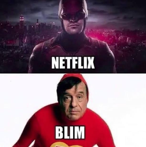 netflox blim