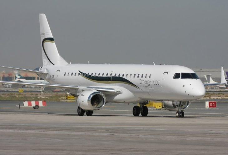 avion brasileño