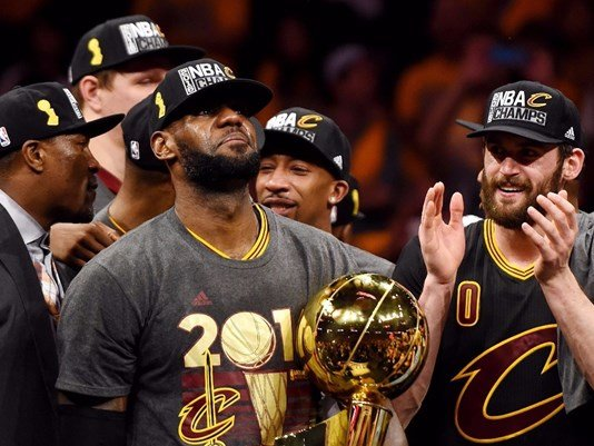 lebron james campeon