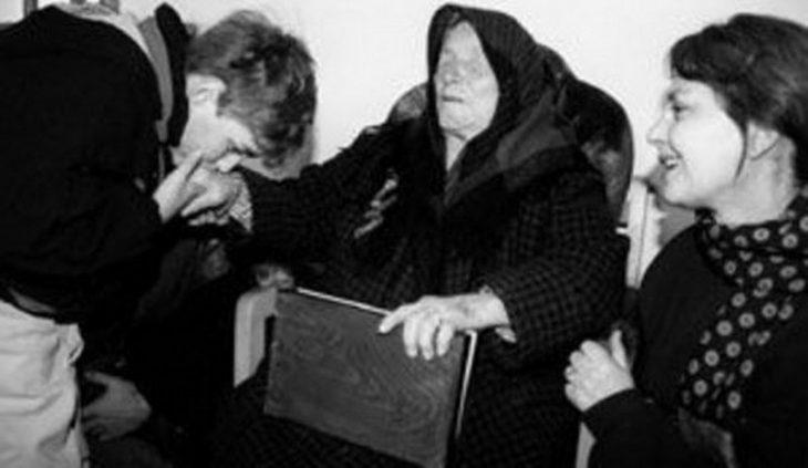 Baba Vanga, la Nostradamus de los Balcanes