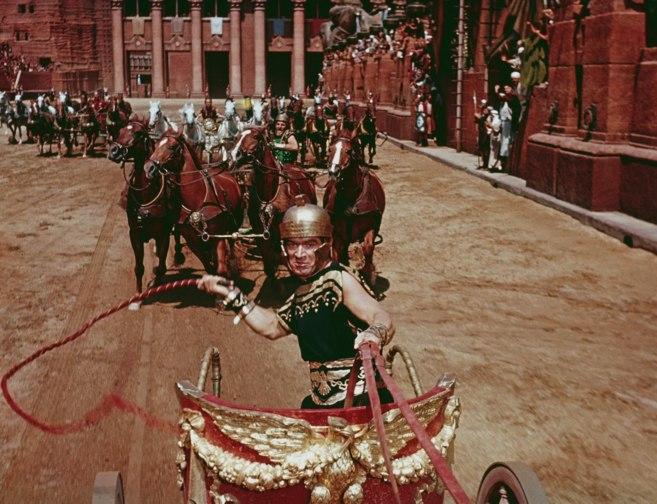 Escena de Ben Hur