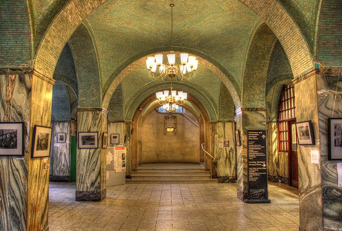 Biblioteca Central de Bristol, en Bristol