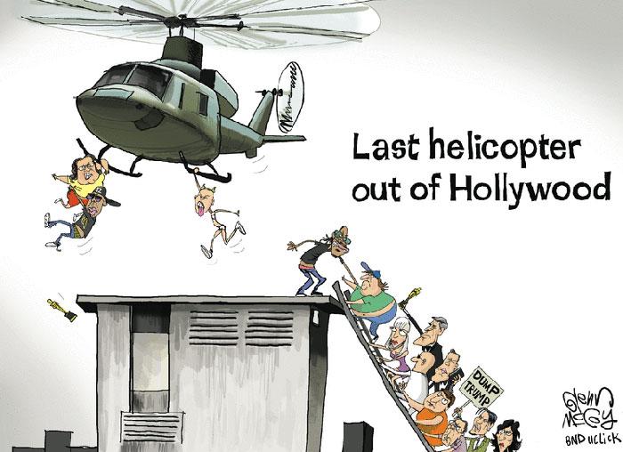 ultimo helicoptero carton