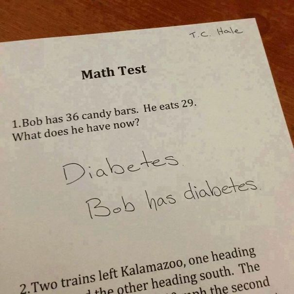 diabetes examen