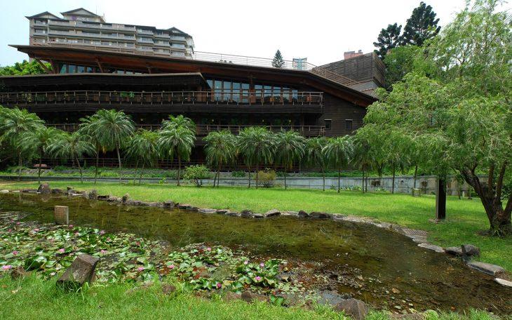Biblioteca Pública de Taipéi, en Taiwán
