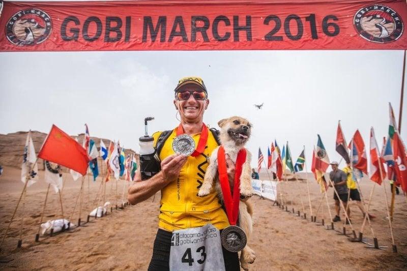 Gobi March 2016