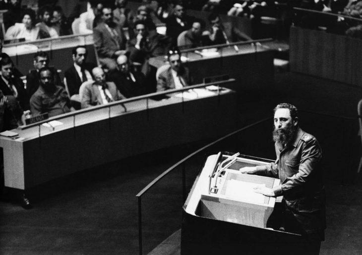 Discurso de Fidel ONU