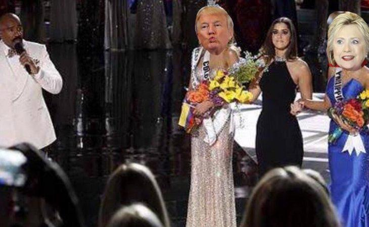 trump miss