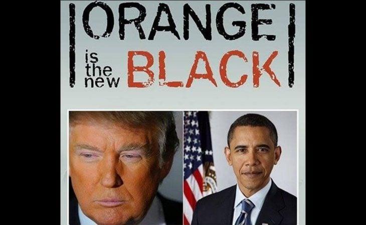 meme orange