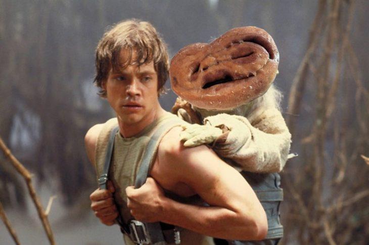 Rol de canela en Batalla de Photoshop