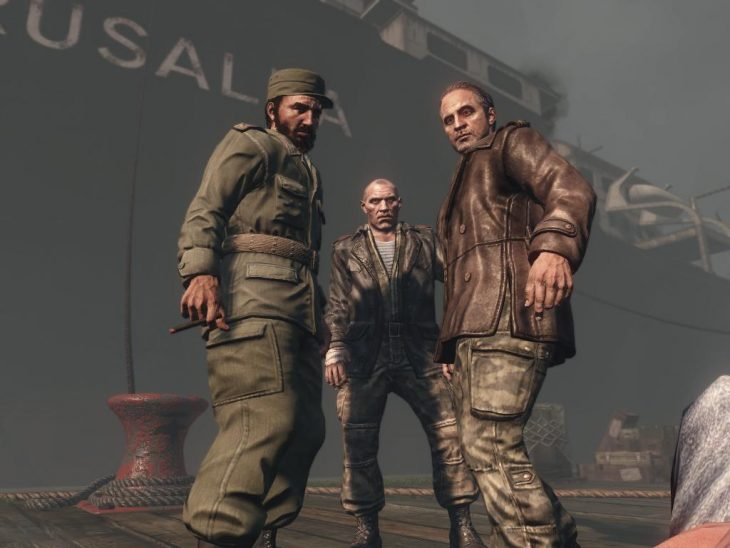Fidel Castro en Call of Duty