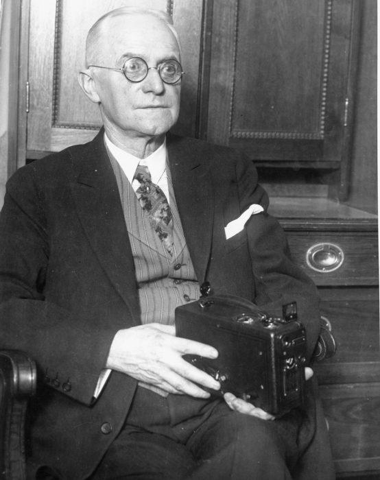 George Eastman fundador de Kodak
