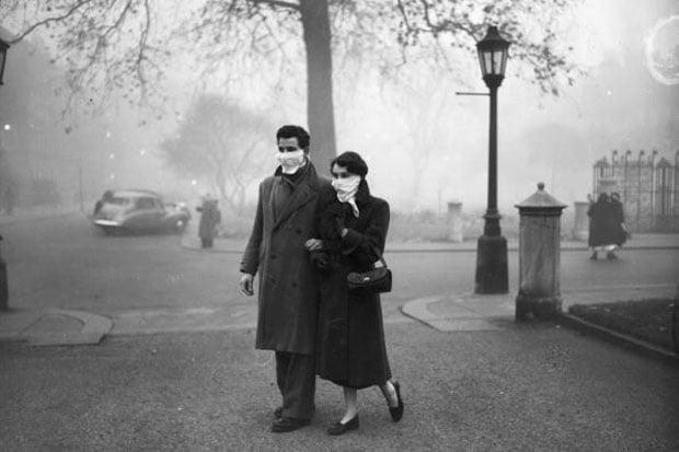 Niebla Londres Asesina