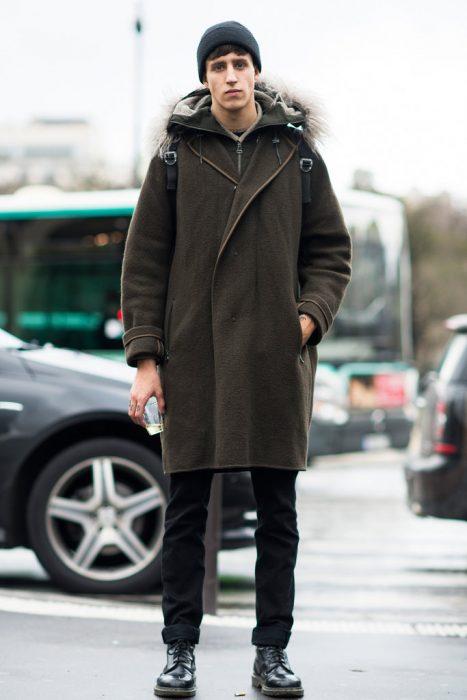 botas de piel para invierno