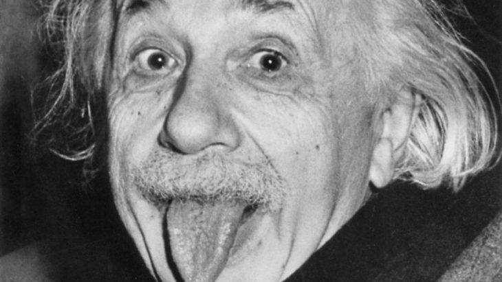 Einstein funny