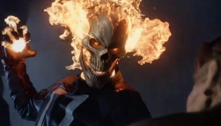 Ghost Rider en Agentes de SHIELD