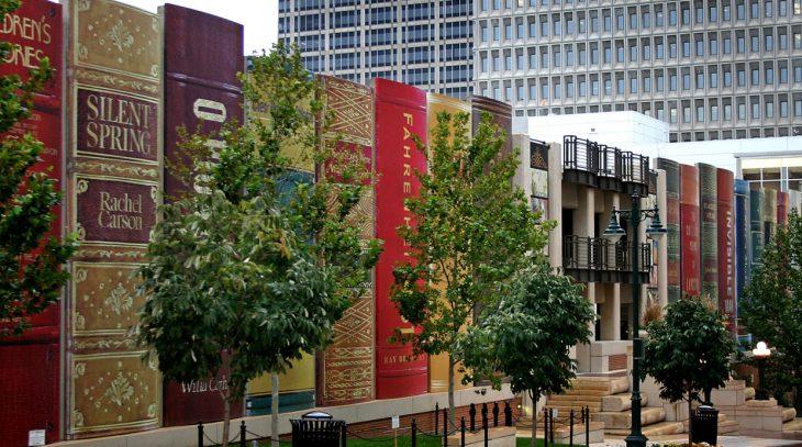 Biblioteca Pública de Kansas City, en Kansas City