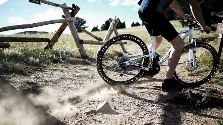 Llantas para bicicleta que no se ponchan