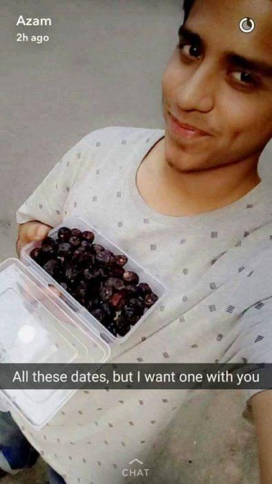 datiles meme snapchat