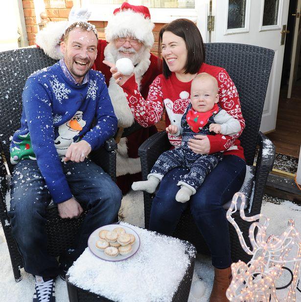 familiai navidad