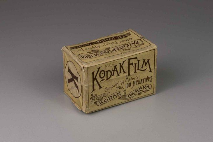Primeras películas Kodak