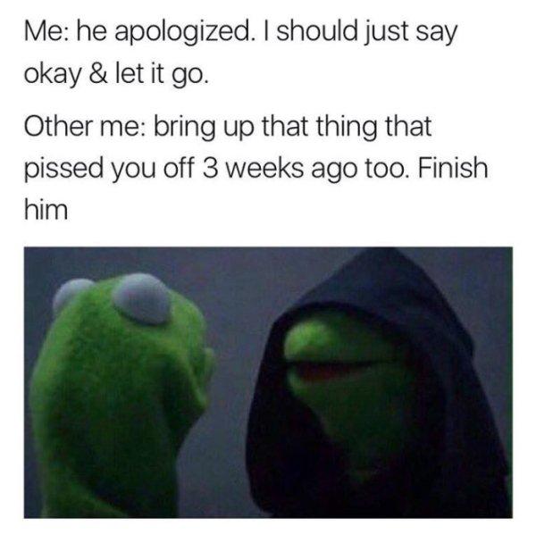 kermit meme discuklpas