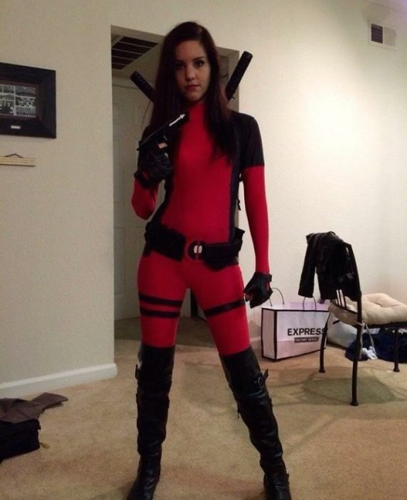 Fangirl deadpool
