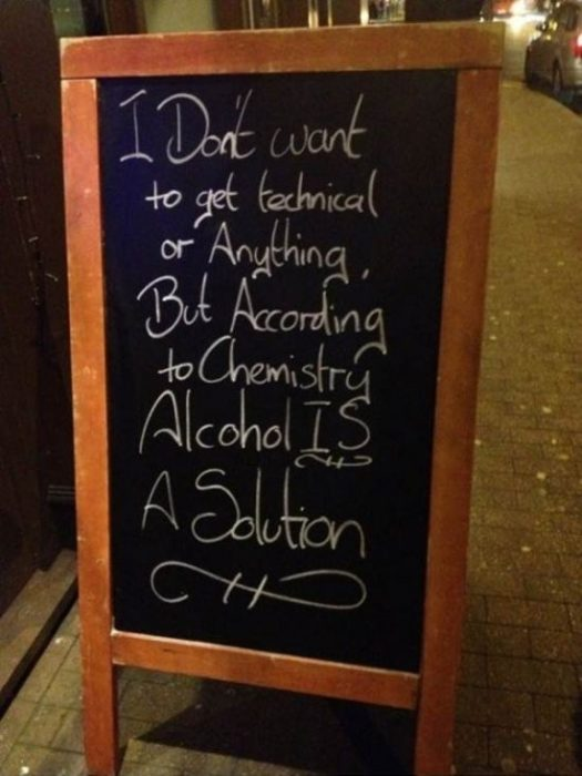 letrero bar solucion