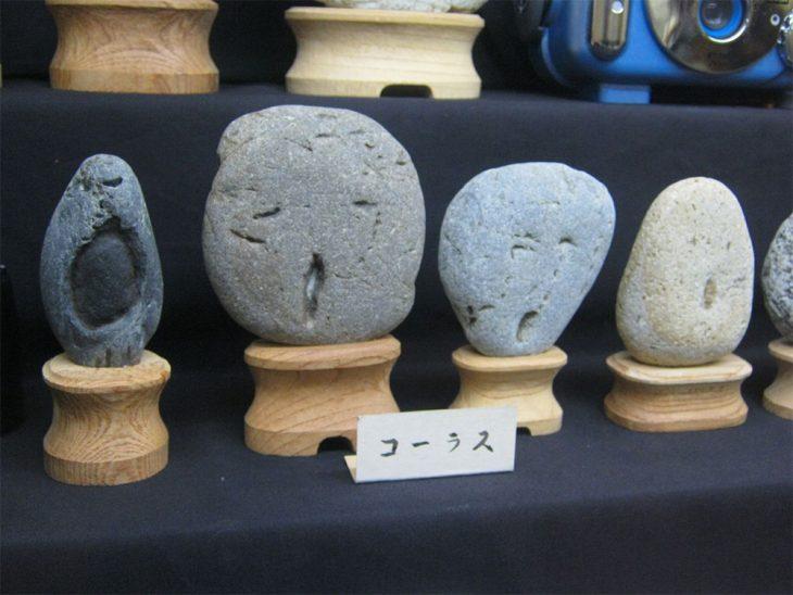 caras piedras