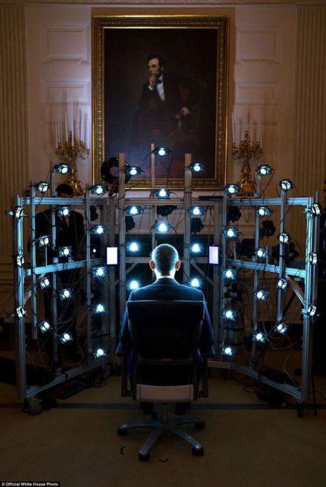 obama foto lincoln