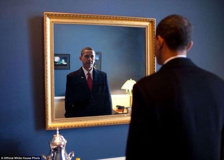 obama espejo