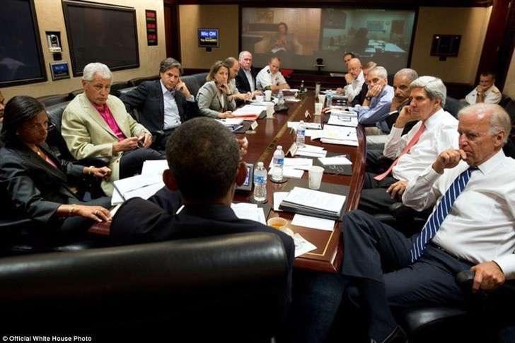 obam en mesa gobierno