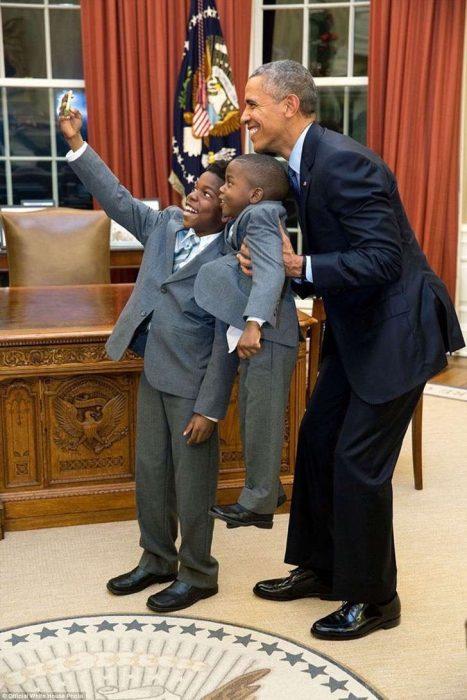 obama niños