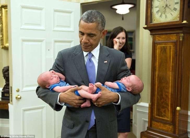 obama bebes