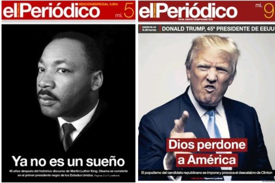periodicos portada el periodico