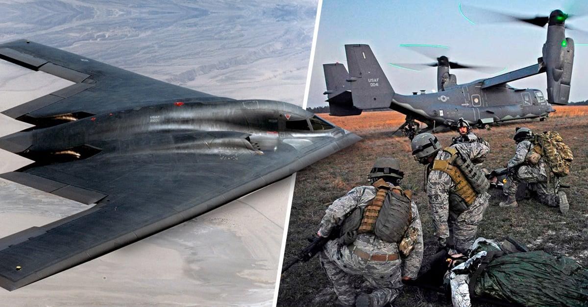 Los Aviones Más Famosos De La Fuerza Aérea De Ee Uu