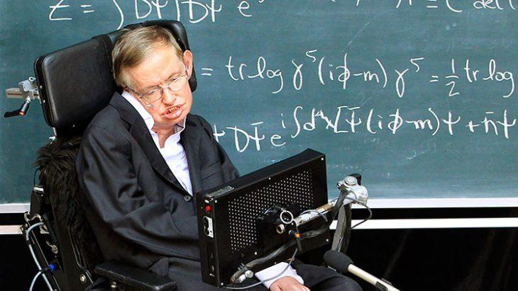 S Hawking