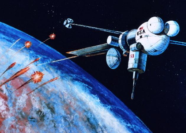 satelite usa guerra