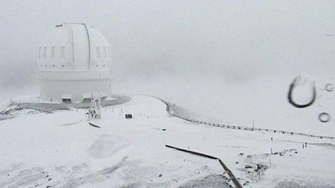 observatorio mauna kea