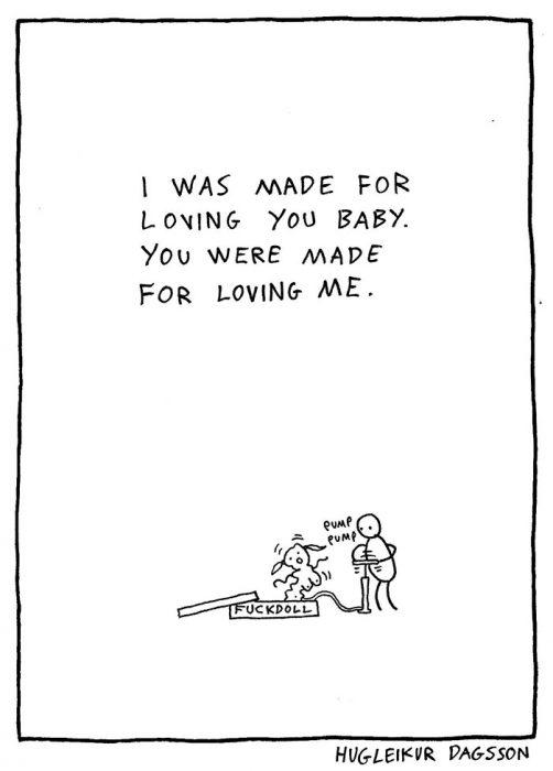 kiss muñeca carton