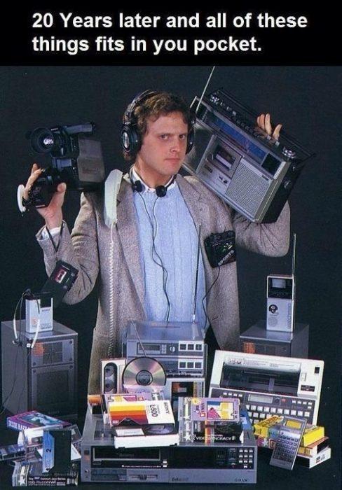tecnología retro