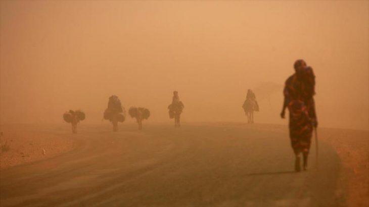 Caminando por Sudán