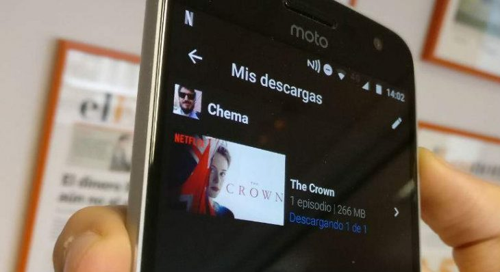 netflix descarga