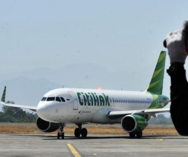 Avión de Citilink