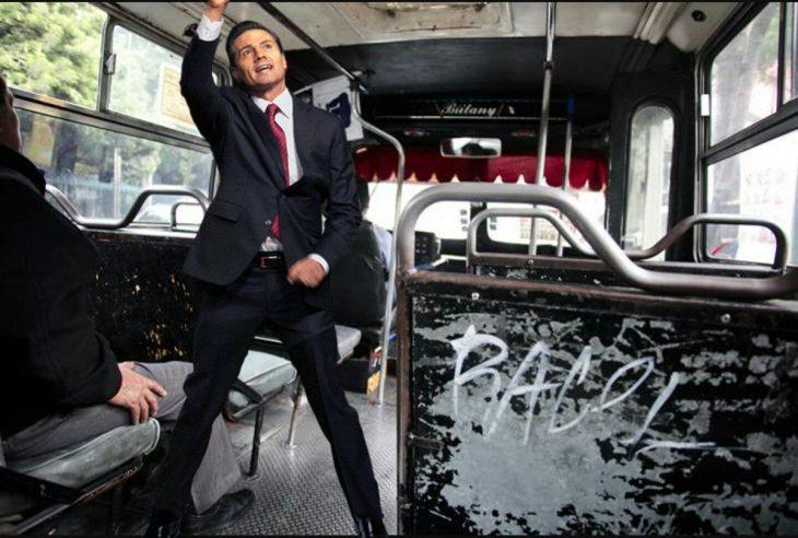 peña autobus