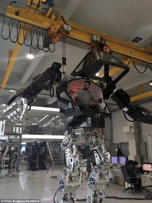 robot coreano