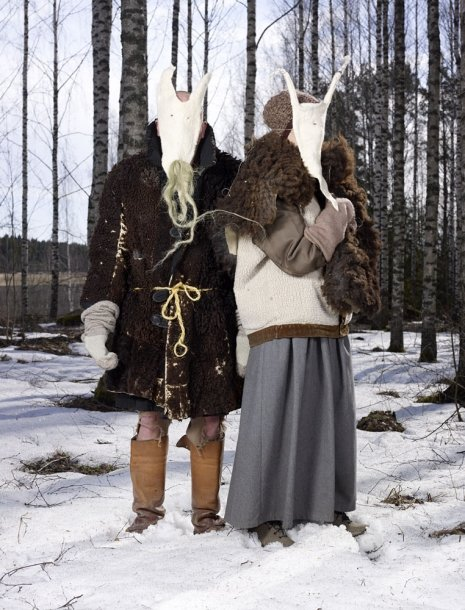 finlandia disfraz
