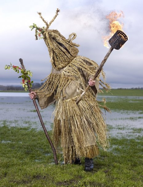 irlanda del norte disfraz