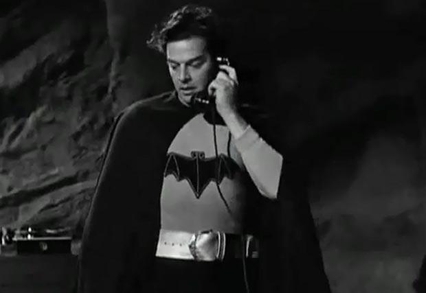 batman lowrey
