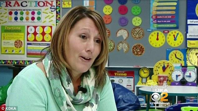 Directora de la H.W. Good Elementary School en Herminie